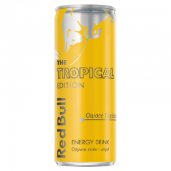 RED BULL tropical puszka 250ml /12 szt/