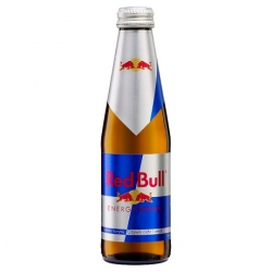 RED BULL clasic butelka 250ml /24 szt/